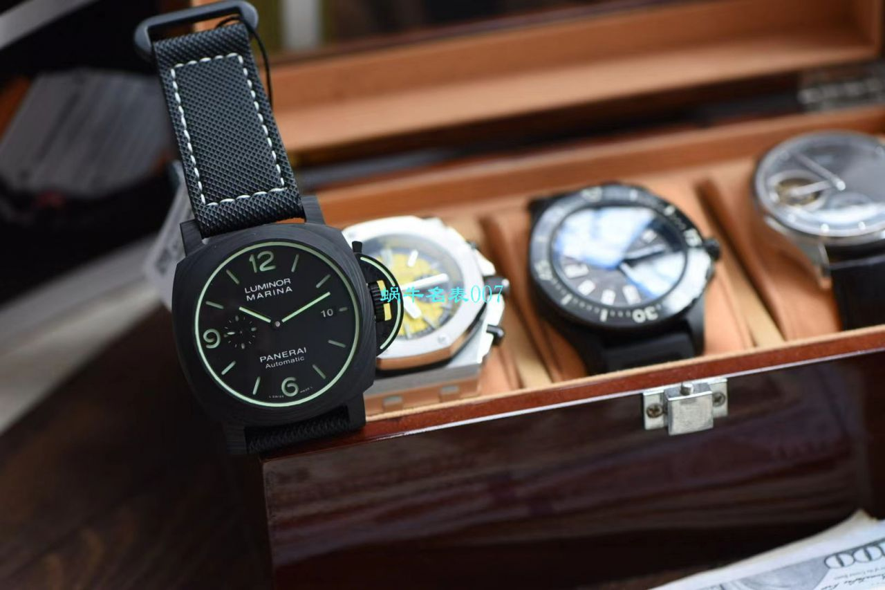 VS厂顶级复刻沛纳海手表LUMINOR系列PAM01118腕表 / VSPAM1118