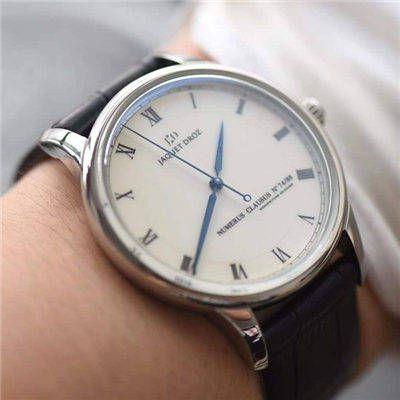【视频评测】FK厂雅克德罗超A高仿手表星辰系列J022030202腕表