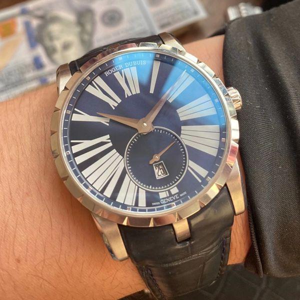 PF厂罗杰杜彼王者系列顶级复刻手表DBEX0535腕表