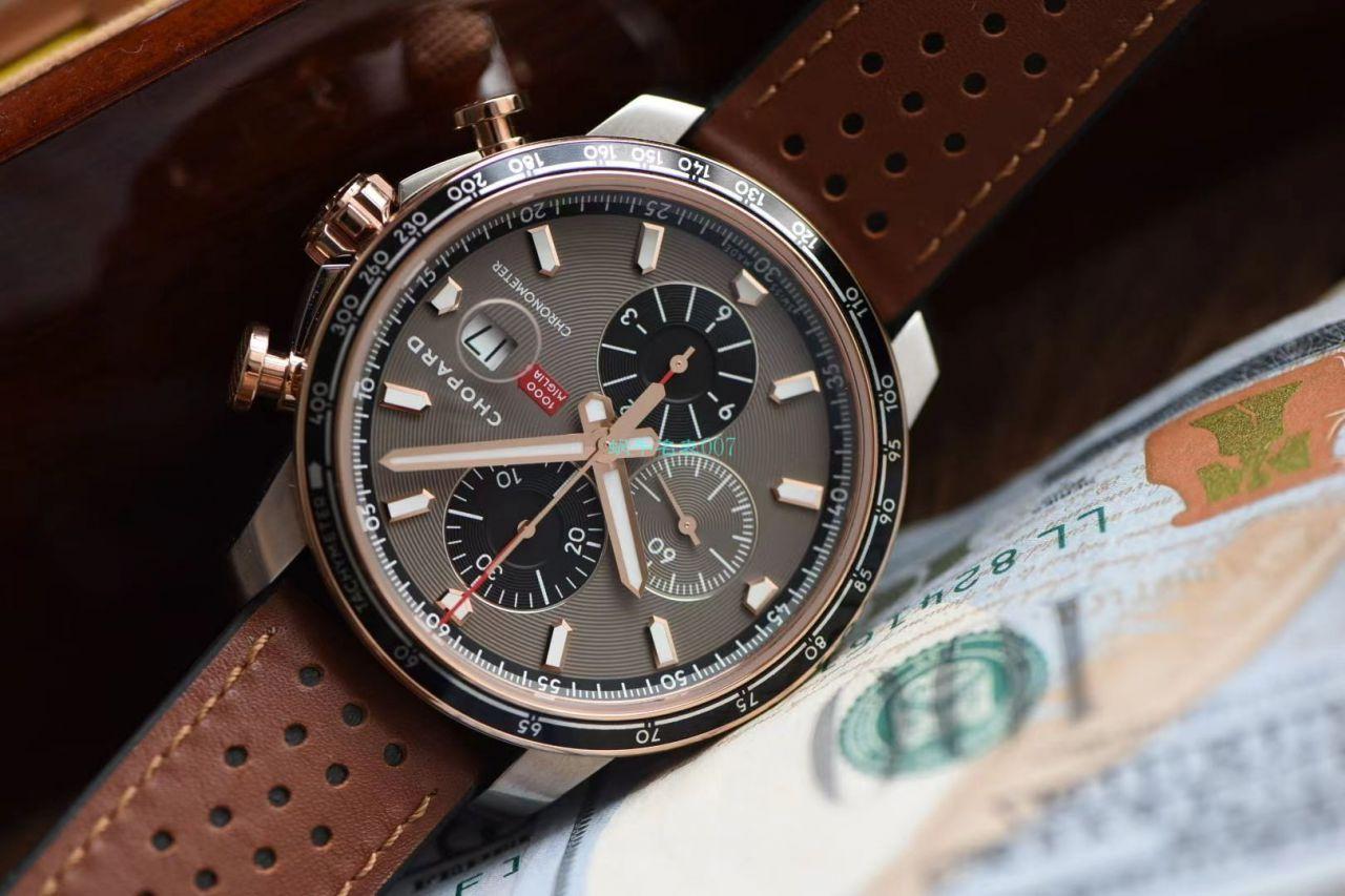 【视频评测】V7厂萧邦Mille Miglia耐力赛168571-6002超A复刻手表 / XB069