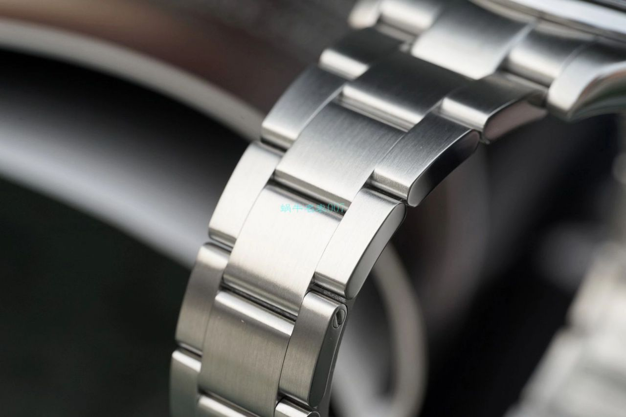 KRF厂劳力士蚝式恒动系列116000黑盘1比1高仿手表 / R668