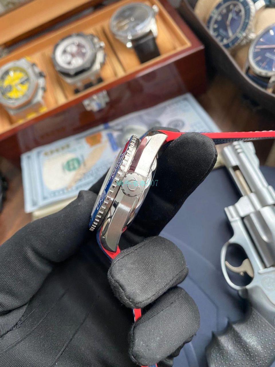 VS厂1比1高仿手表欧米茄海马系列海洋宇宙美洲杯限量版腕表 / VS733
