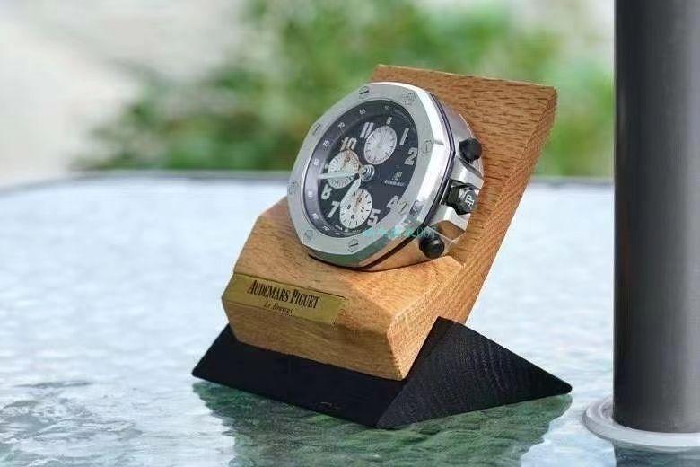 CK厂Audemars Piguet爱彼皇家橡树离岸型26470经典致敬桌钟座钟腕表 / AP219