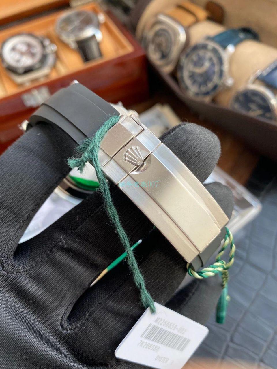 VS厂劳力士游艇名仕型42系列1比1高仿手表m226659-0002腕表 / R675