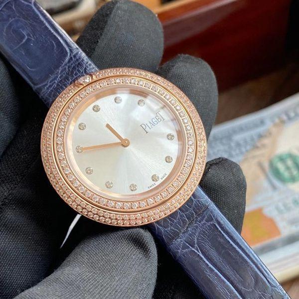 BV厂伯爵 时来运转1比1高仿女装手表G0A45092腕表