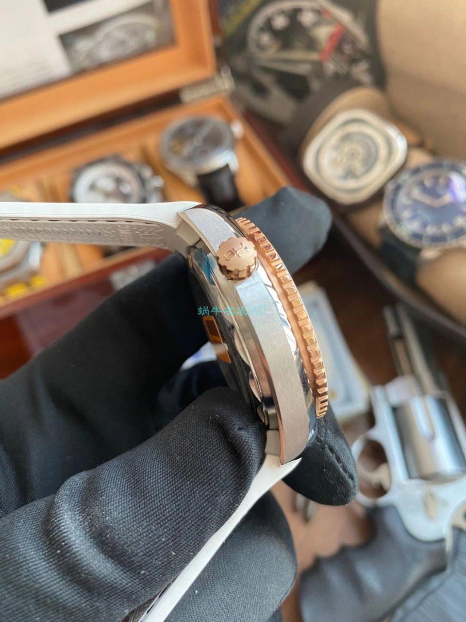 【视频评测】VS厂一比一复刻手表官网欧米茄海马系列215.23.40.20.04.001腕表 / VS768