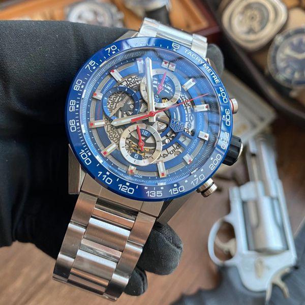 XF厂泰格豪雅卡莱拉一比一高仿手表CAR201T.BA0766腕表