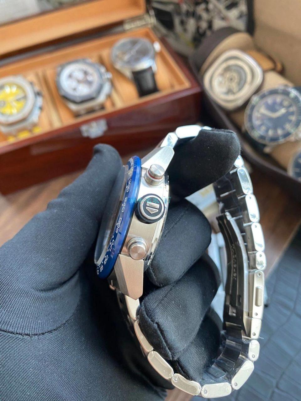 XF厂泰格豪雅卡莱拉一比一高仿手表CAR201T.BA0766腕表 / TG111