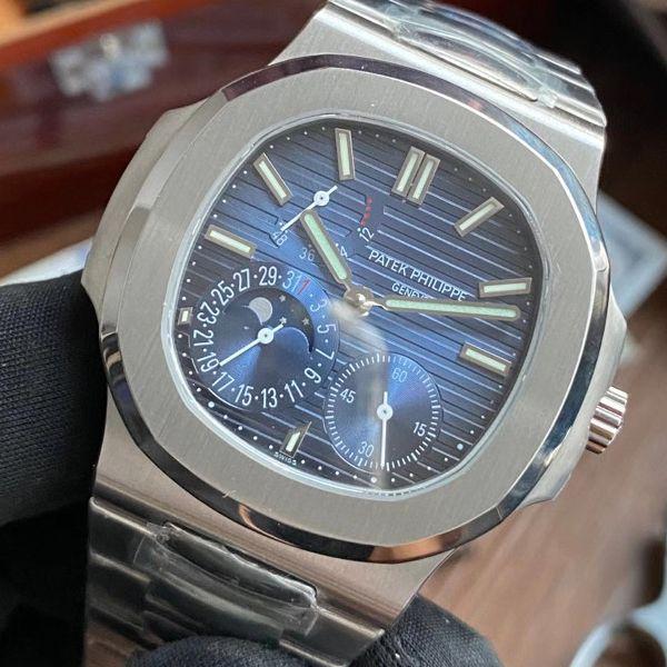 PF厂百达翡丽鹦鹉螺5712/1A-001 一比一顶级复刻手表