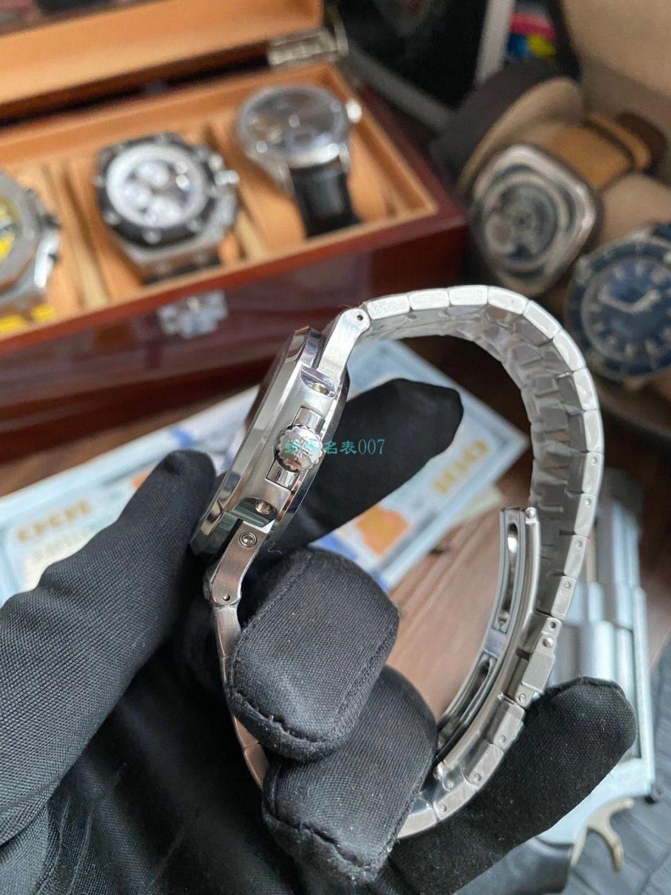 PF厂百达翡丽鹦鹉螺5712/1A-001 一比一顶级复刻手表 / BD352