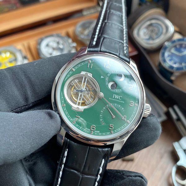 BBR厂万国一比一顶级高仿陀飞轮手表IW590110腕表