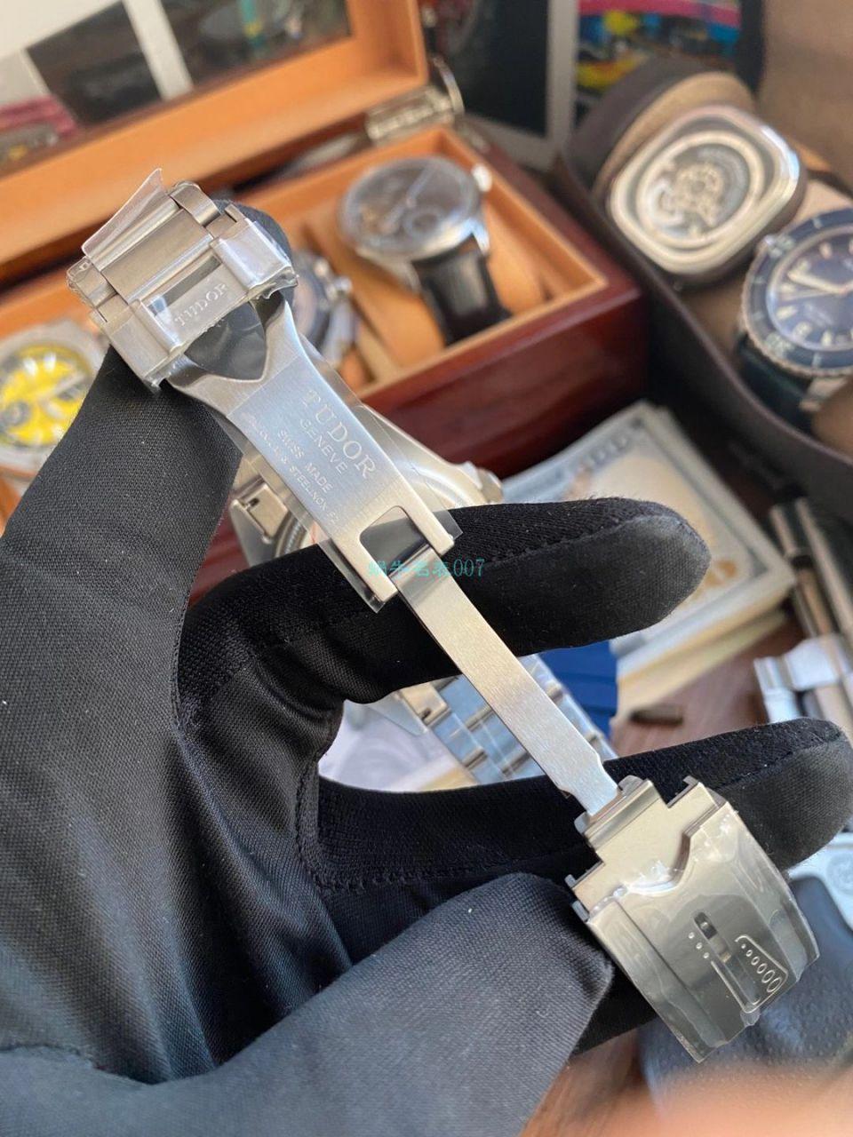 XF厂帝舵蓝色战斧一比一超A高仿手表PELAGOS系列25600TB腕表 / DT076