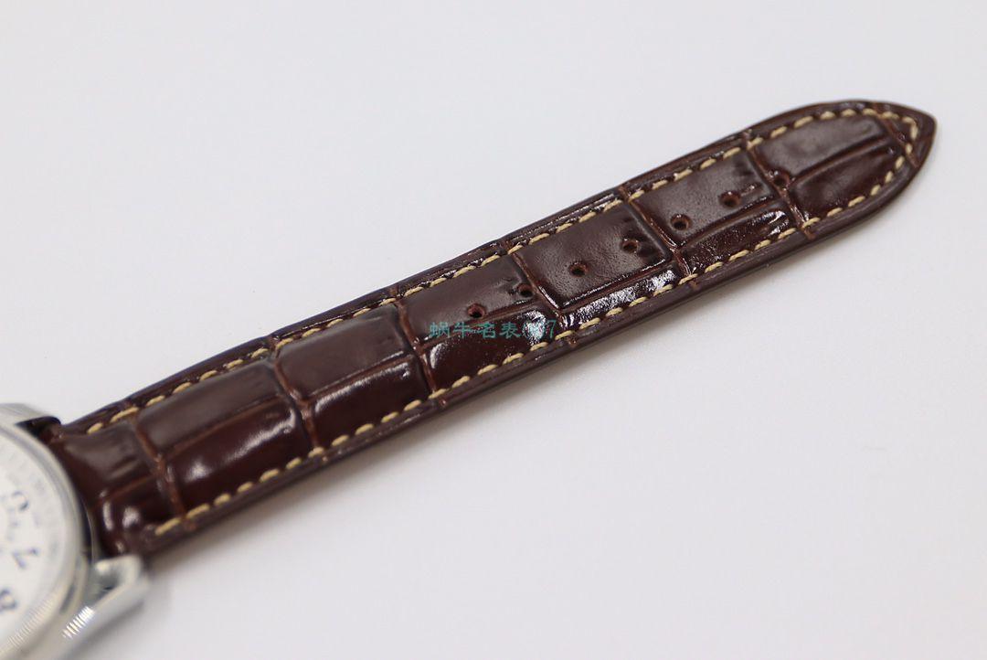 GS厂顶级复刻浪琴名匠L2.909.4.78.3月相腕表 / L163