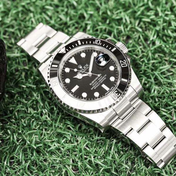 V6厂劳力士黑水鬼全新3135机芯版本116610LN-97200腕表