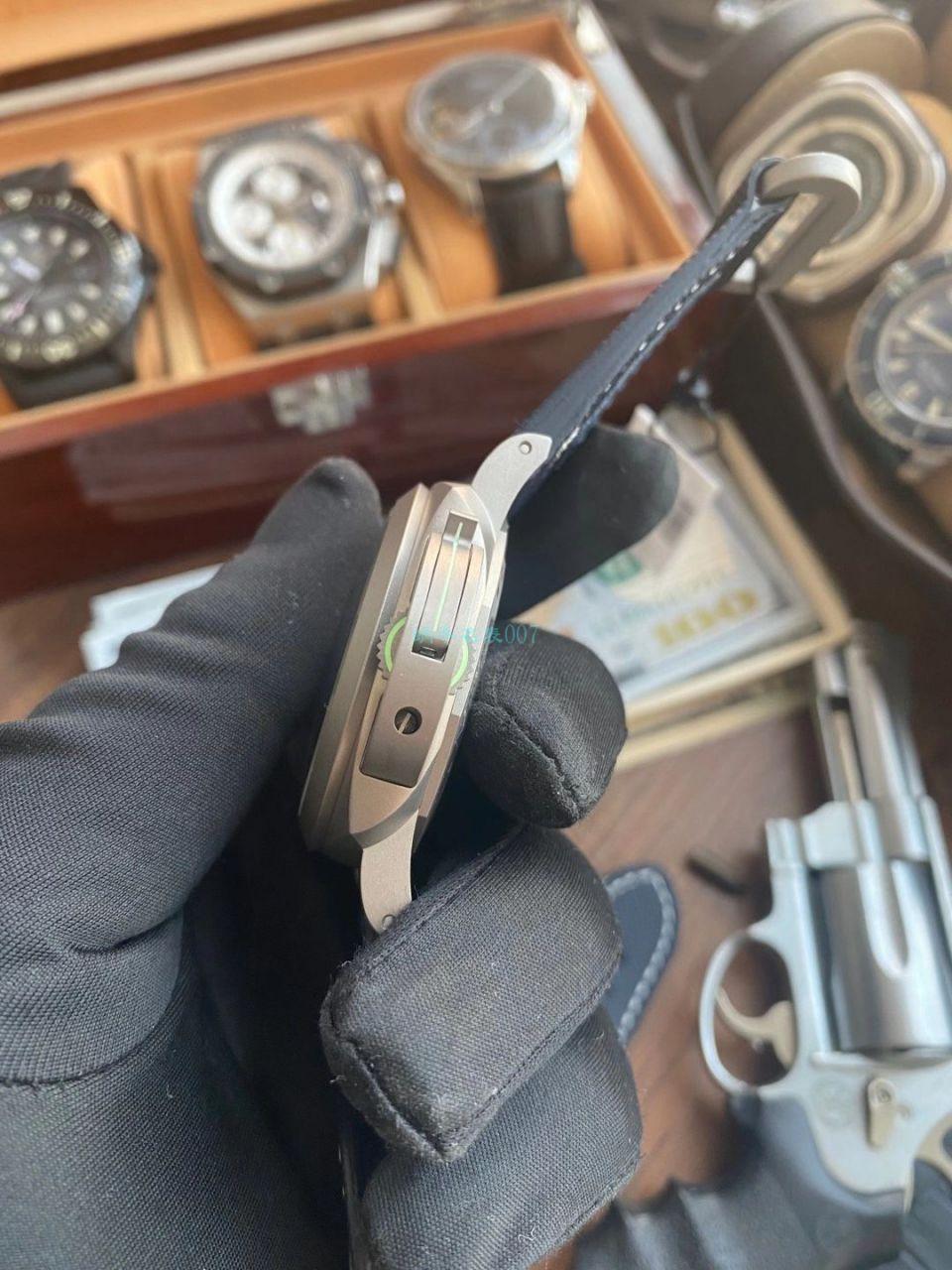 VS厂沛纳海LUMINOR顶级超A高仿手表PAM01117腕表 / VSPAM1117