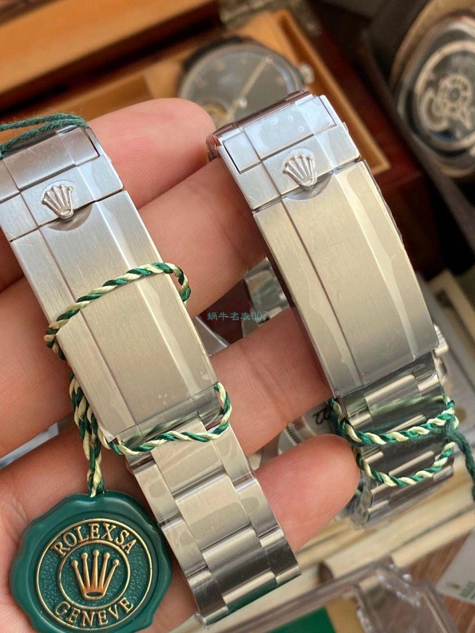 VS厂专柜新款41毫米劳力士绿水鬼一比一顶级复刻手表m126610lv-0002新款绿水鬼 / R698