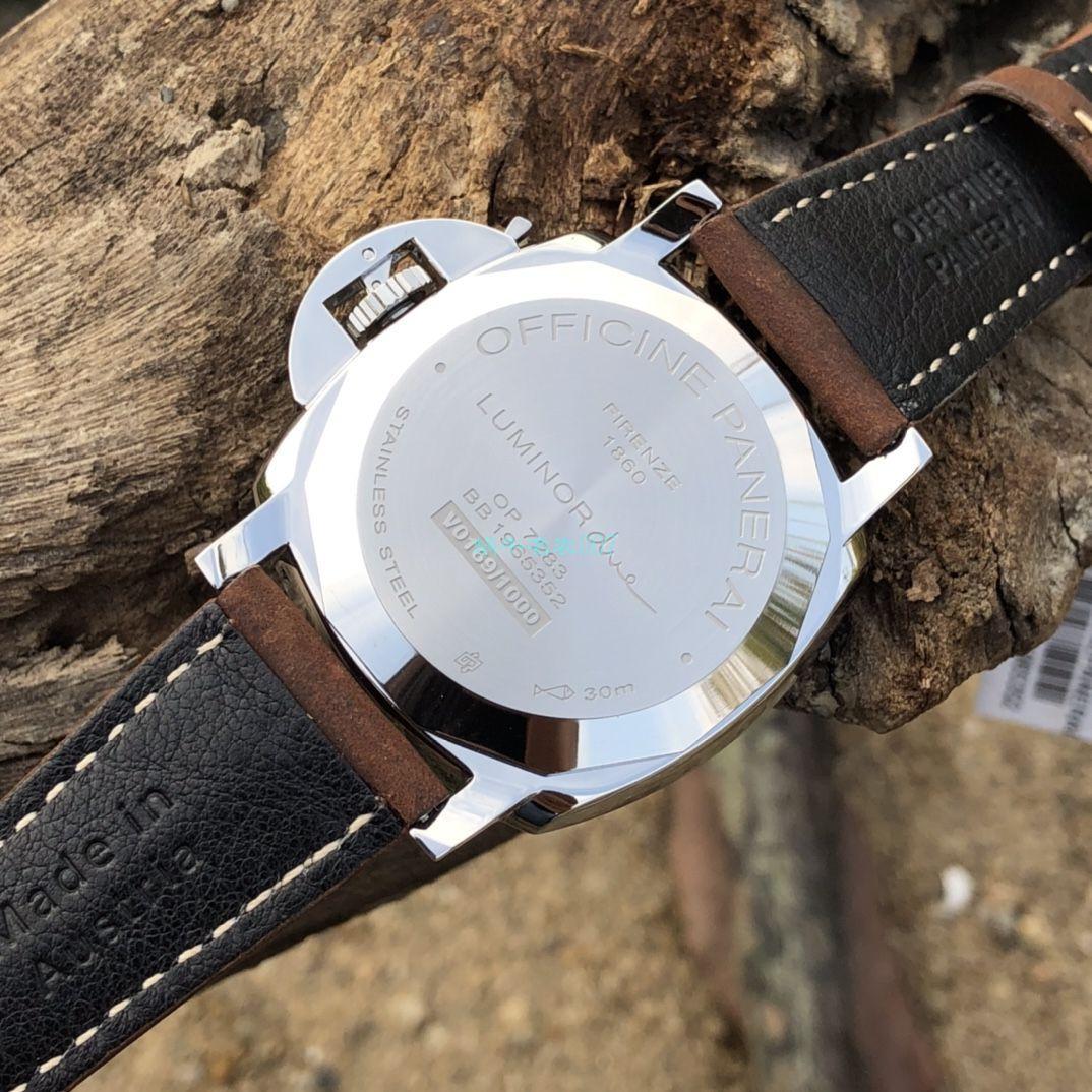 VS厂PAM1046沛纳海1比1超A高仿手表庐米诺杜尔PAM01046腕表 / VSPAM1046