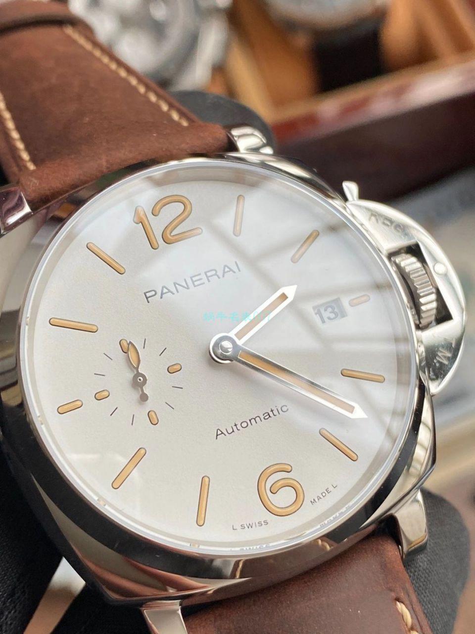 VS厂PAM1046沛纳海一比一精仿手表庐米诺杜尔PAM01046腕表 / VSPAM1046VS