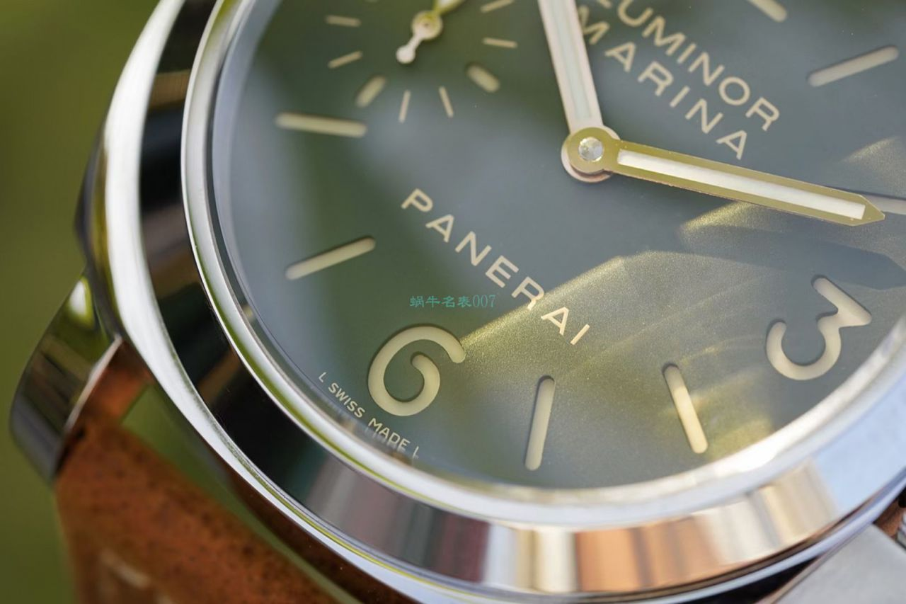 NOOB出品 NV12版沛纳海PAM00911腕表限量发售200枚 / NOOBPAM00911