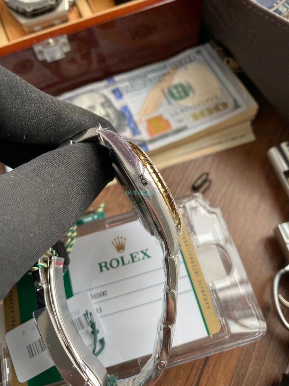 VS厂一比一顶级复刻劳力士日志型系列m126333-0009手表 / R700