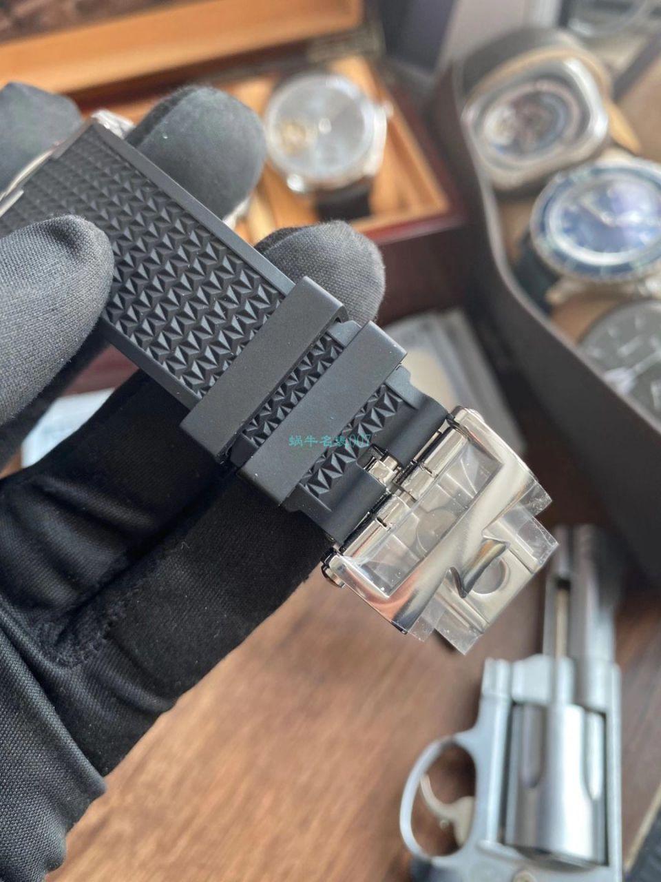 8F厂江诗丹顿纵横四海一比一顶级精仿手表5500V/110A-B148胶带款腕表 / JS237