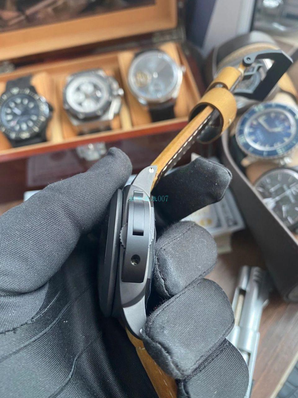 VS厂沛纳海pam1441顶级复刻手表PAM01441腕表 / VSpam01441