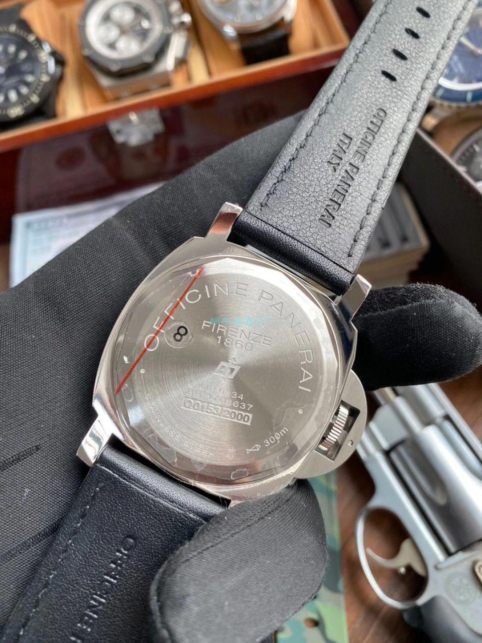 XF厂沛纳海LUMINOR系列PAM00000超A高仿手表 / XFPAM00000