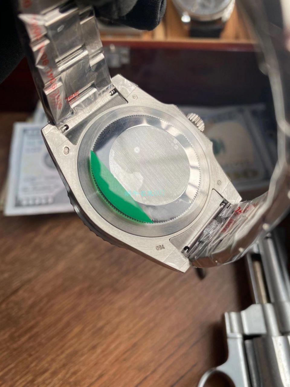 【视频评测】劳力士T钻奢华版格林尼治GMT顶级复刻手表 / R703