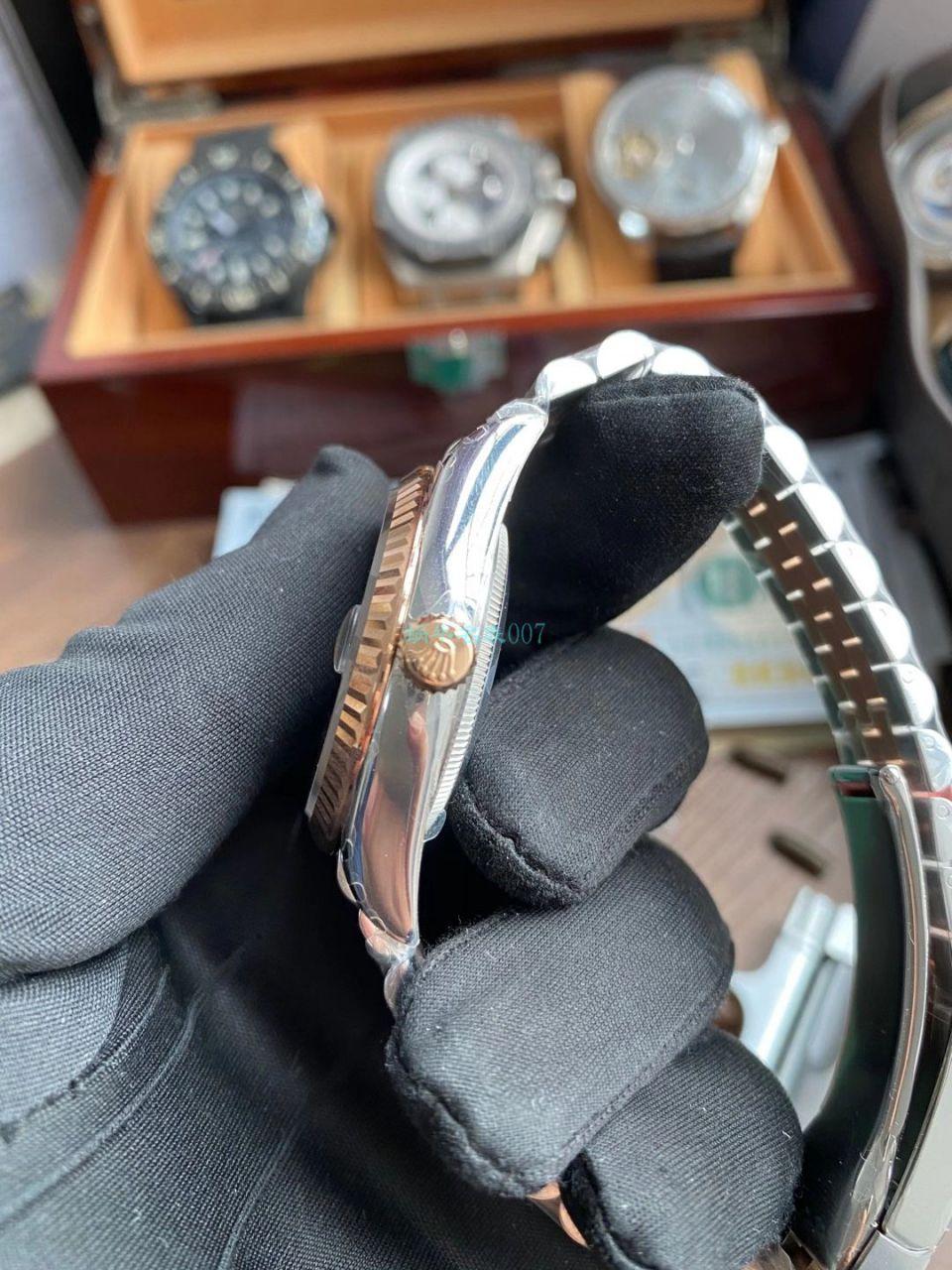 EW厂劳力士日志型36毫米一比一顶级精仿手表m126231-0023腕表 / R705