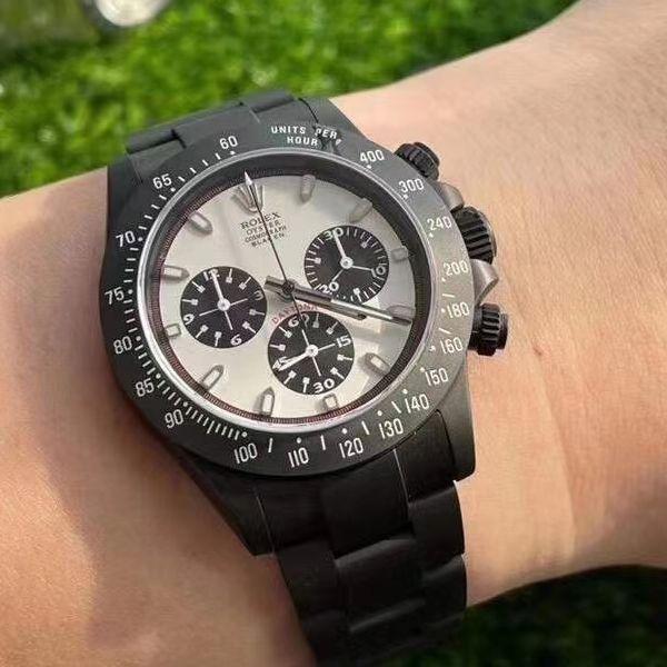 N厂携手IPK改装公司推出劳力士BLAKEN保罗纽曼系列限量腕表