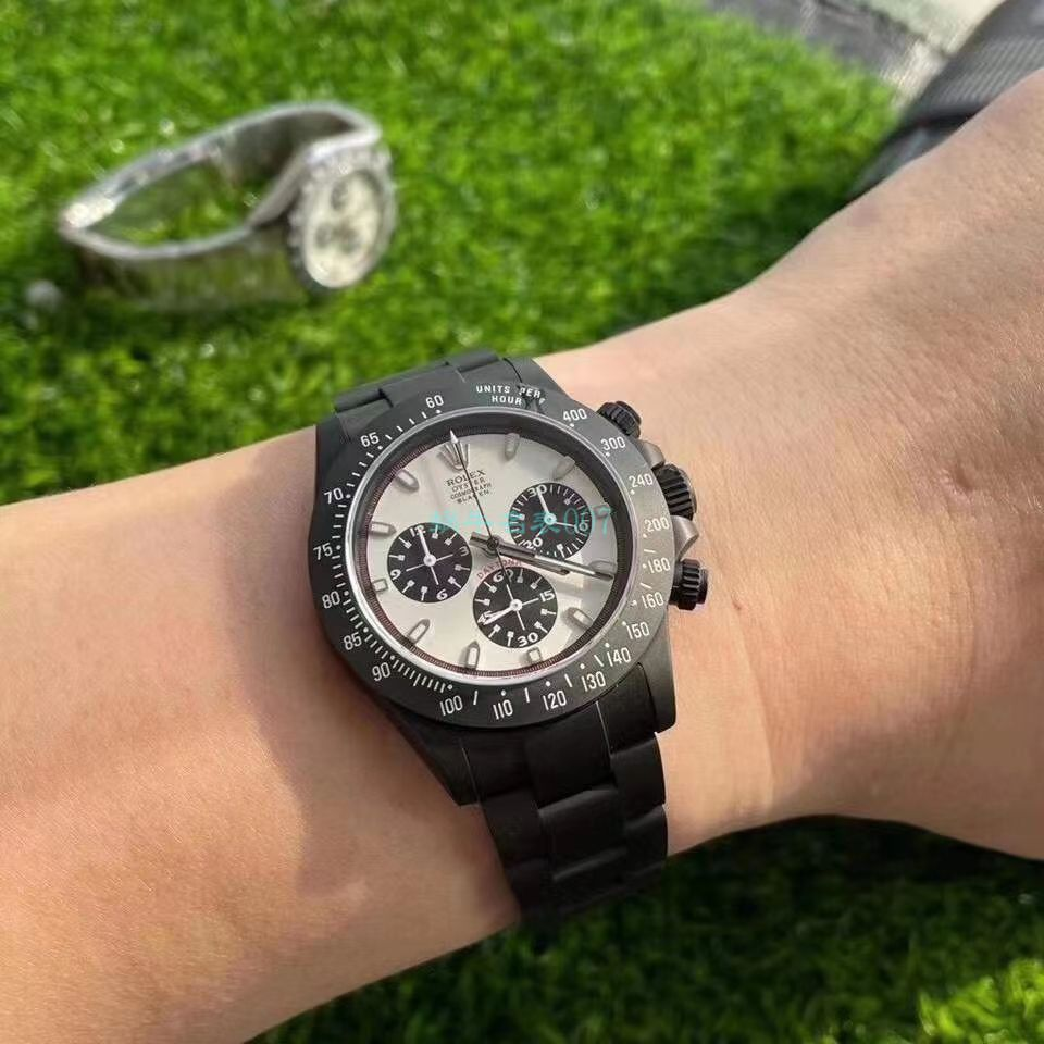 N厂携手IPK改装公司推出劳力士BLAKEN保罗纽曼系列限量腕表 / R706