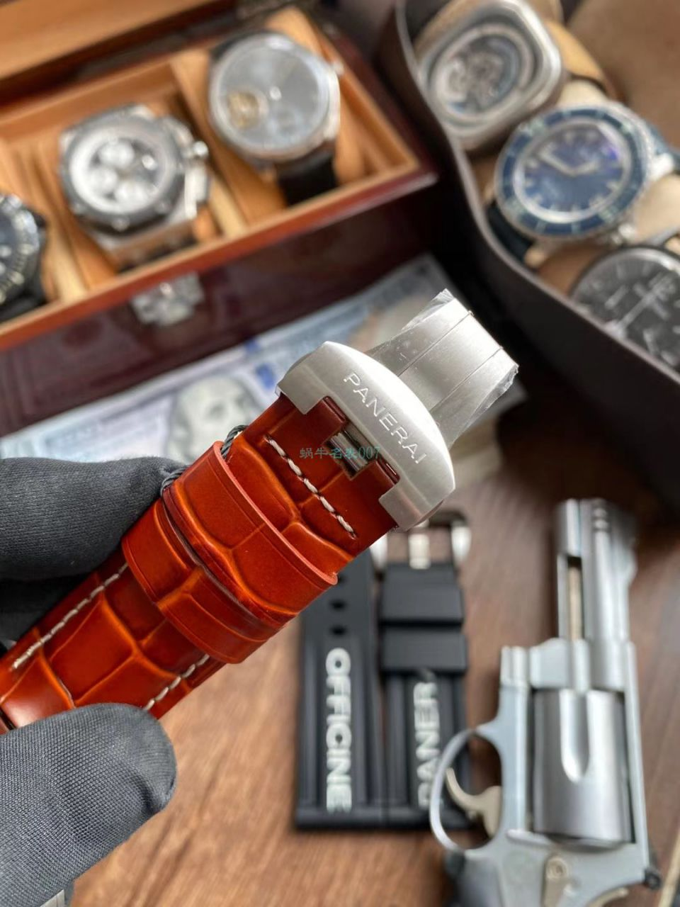 VS厂沛纳海PAM088 LUMINOR顶级复刻手表PAM 00088腕表 / VSPAM00088