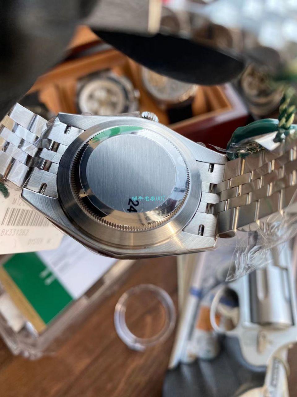 VS厂劳力士日志41毫米m126334-0002顶级复刻腕表 / R711