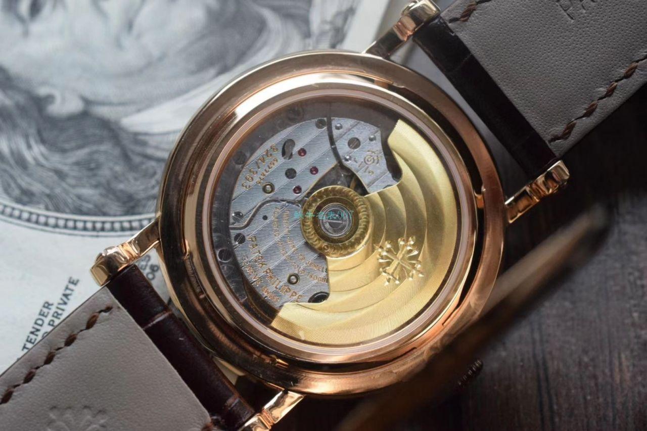 ZF厂百达翡丽古典表系列5153R-001顶级1比1复刻手表 / BD363