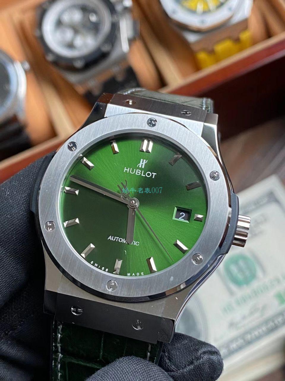 JJ厂宇舶经典融合系列542.NX.8970.LR顶级1比1复刻手表 / YB119