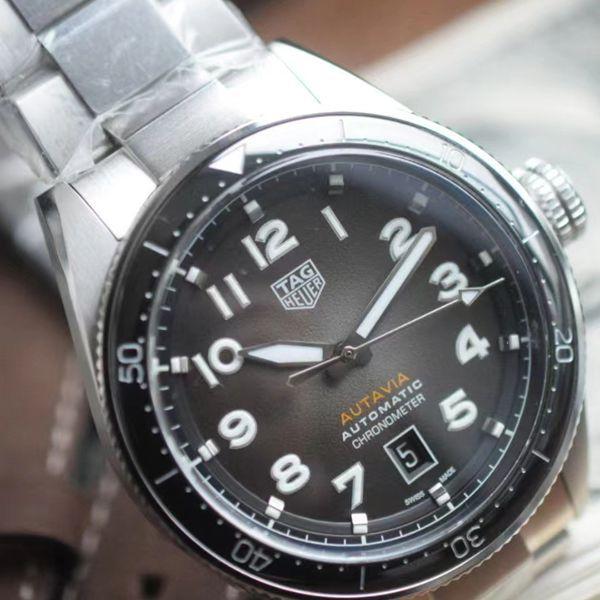 KOR厂泰格豪雅顶级复刻手表TAG HEUER AUTAVIA系列WBE5115.FC8267腕表