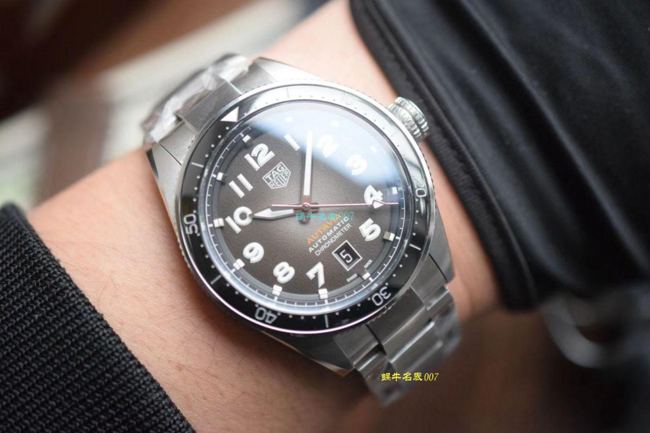 KOR厂泰格豪雅超A高仿手表 AUTAVIA系列WBE5114.EB0173腕表 / TG116