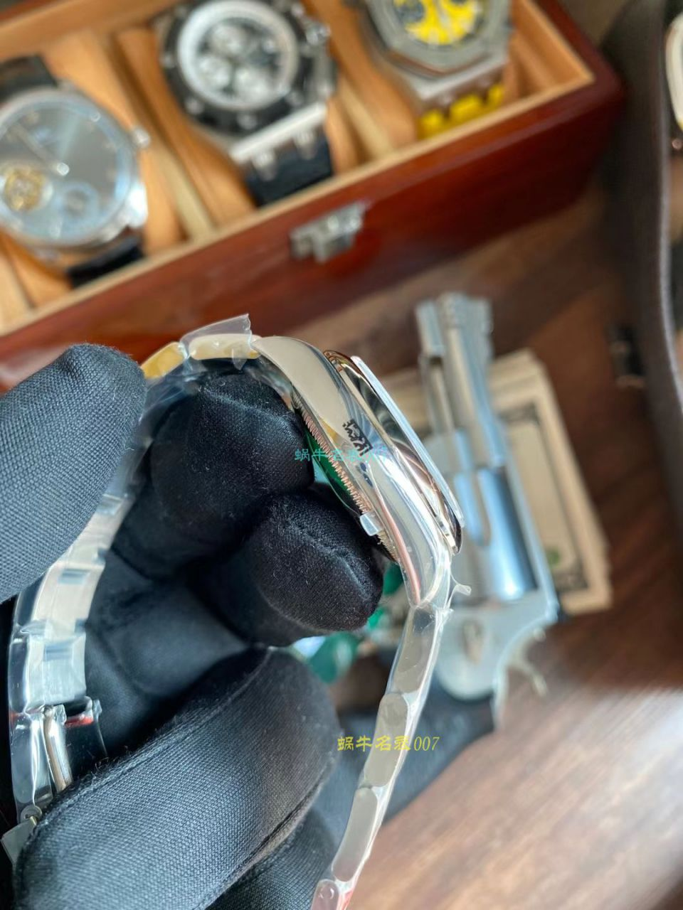 EW厂劳力士蚝式恒动1比1复刻女士31毫米m277200-0009腕表 / R736