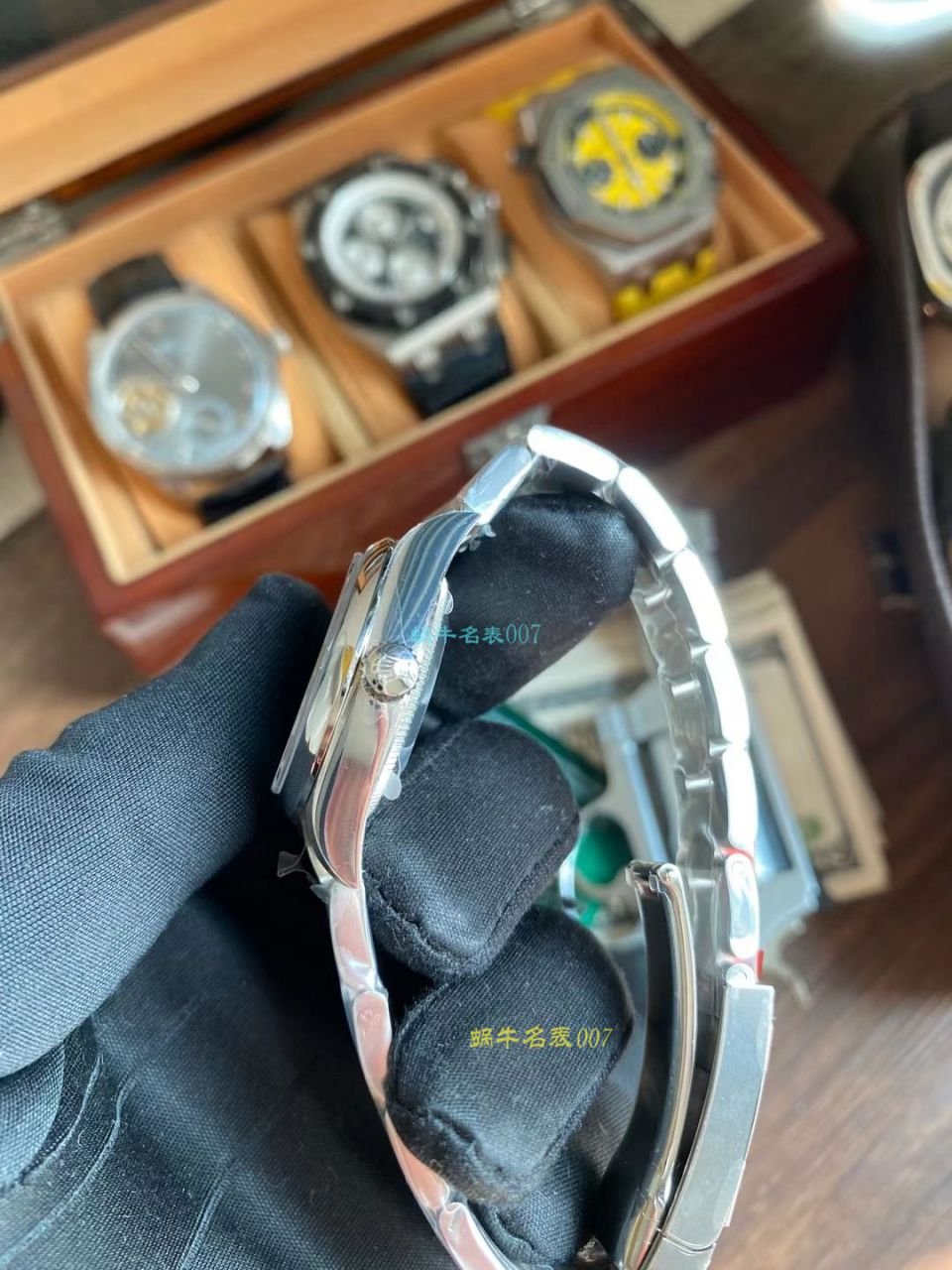 EW厂劳力士蚝式恒动女装31毫米m277200-0006腕表 / R733