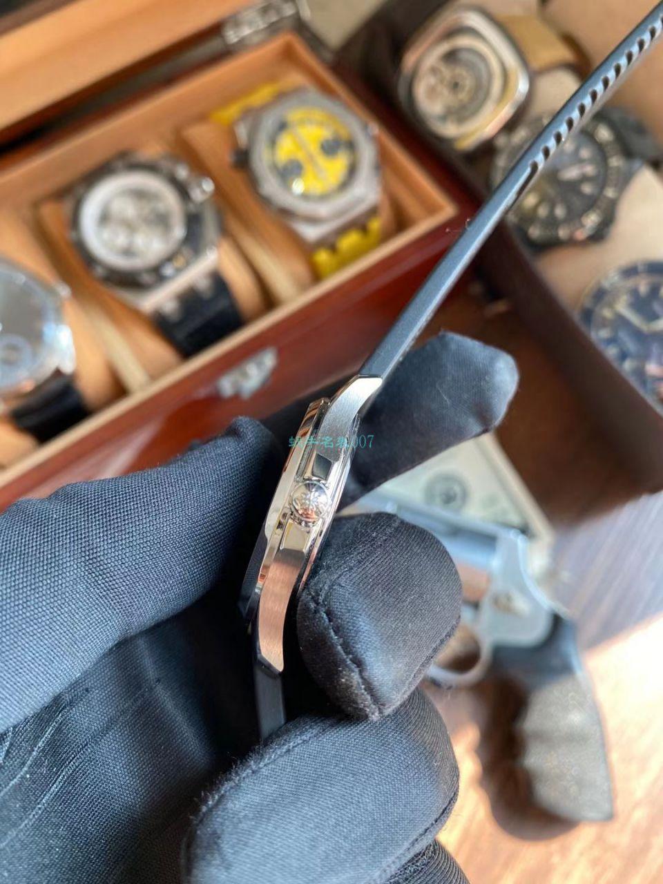 PPF厂百达翡丽AQUANAUT鹦鹉螺1比1精仿手表5067A-001女表 / BD367