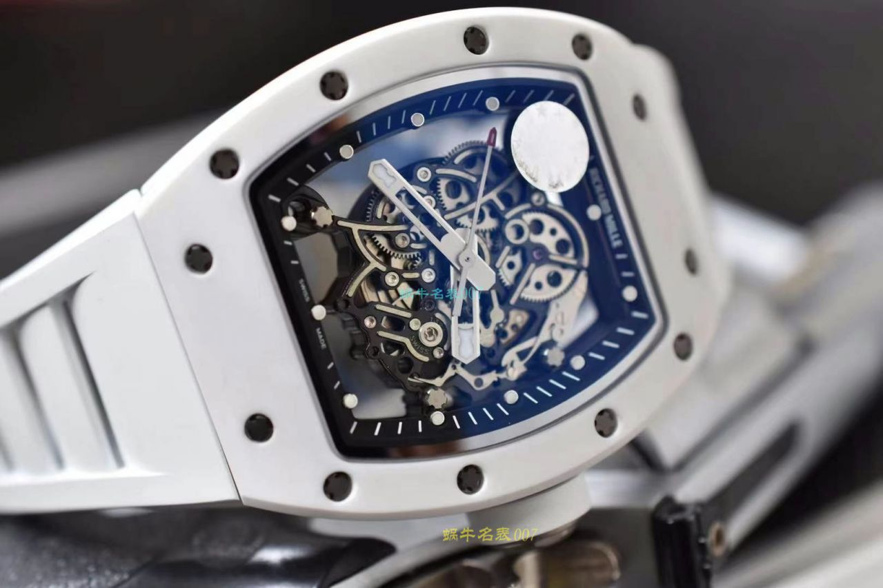 ZF厂理查德米勒RICHARD MILLE男士系列RM 055顶级1比1复刻手表 / ZFRM055