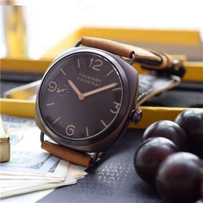 【视频评测SF一比一超A高仿手表】沛纳海RADIOMIR系列PAM00504腕表
