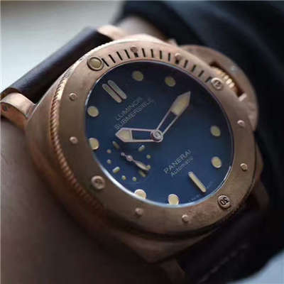 【XF厂顶级复刻手表】沛纳海LUMINOR 1950系列PAM00671腕表