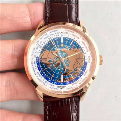 【台湾一比一复刻手表】积家 地球物理天文台腕表系列 Q8102520 男士腕表