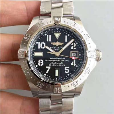 【N厂超A一比一手表】百年灵复仇者系列A3239011/BC34/170A腕表