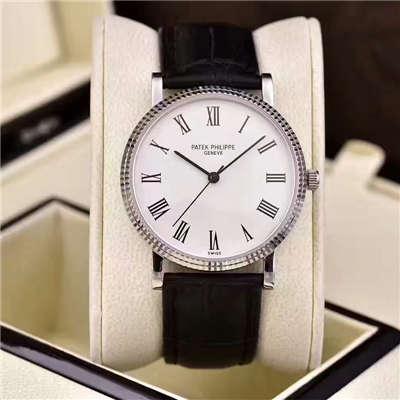 【HK厂一比一复刻手表】百达翡丽古典表系列5120G-001腕表