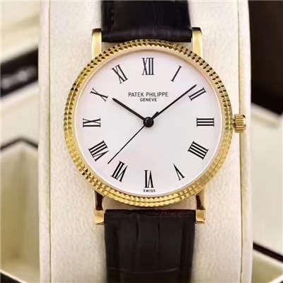 【HK厂1:1复刻手表】百达翡丽古典表系列5120J-00男表价格报价