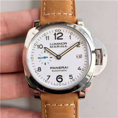 【ZF厂一比一超A高仿手表】沛纳海LUMINOR 1950系列PAM01523腕表价格报价