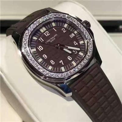 【BP厂1:1高仿手表】百达翡丽AQUANAUT系列5067A-023女士腕表价格报价