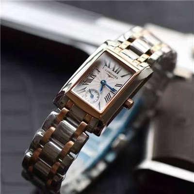 【KZ台湾厂超A复刻手表】浪琴优雅系列L5.155.5.71.7女士石英腕表